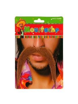 bigote de mejicano varios colores
