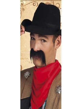 bigote gringo adulto