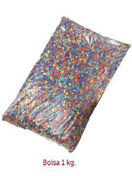 bolsa de confetis para fiestas de 1 kg