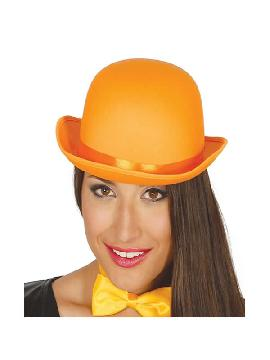 bombin deluxe satinado naranja