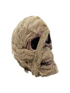 calavera de momia de 24x18 cm