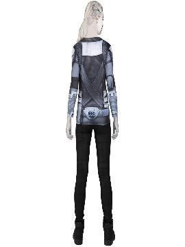 camiseta disfraz de jaylah de star trek mujer