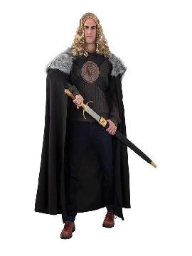 capa de jon juego de tronos para hombre