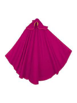 capote de torero rosa para adultos de 180x110 cm