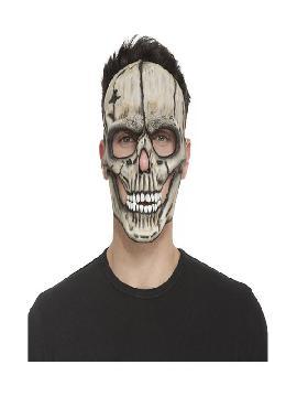 careta de calavera o esqueleto