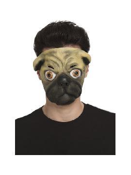 careta de perro bulldog