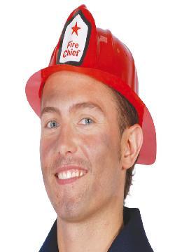 casco bombero americano adulto