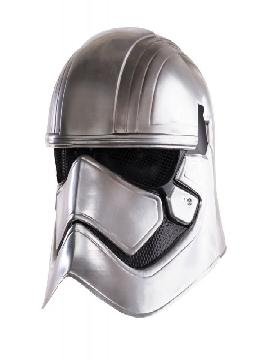 casco completo de capitan phasma star wars episodio 7 niña