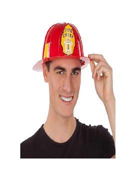 casco de bombero 59 cm