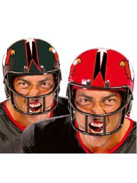 casco de rugby o futbol americano varios colores