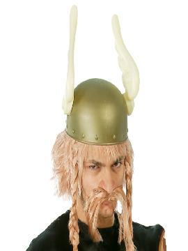 casco galo adulto