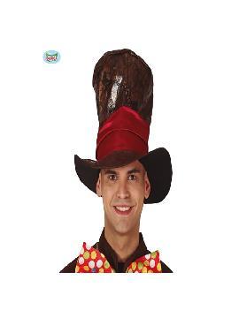 chistera sombrerero loco adulto