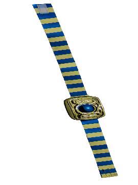 cinturón de faraona semirigido con velcro