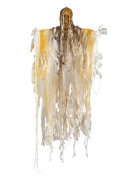 colgante esqueleto con luz 140 cms
