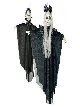 colgante esqueleto surtido 50 cms