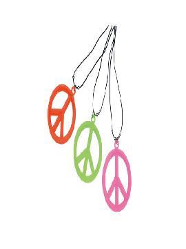 colgante hippie colores surtidos
