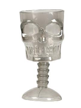 copa esqueleto para halloween