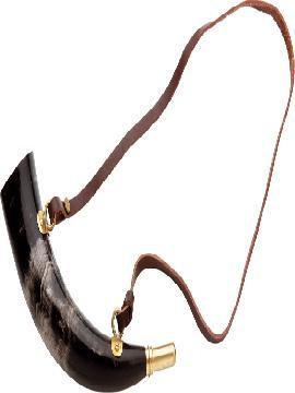 corneta medieval de cuerno