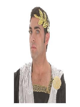 corona de laurel dorada cesar