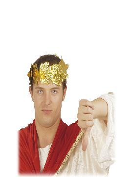 corona dorada cesar adulto
