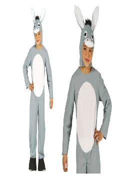 disfraz de burro mula para niño