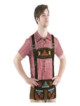 disfraz de camiseta tiroles oktoberfest deluxe hombre