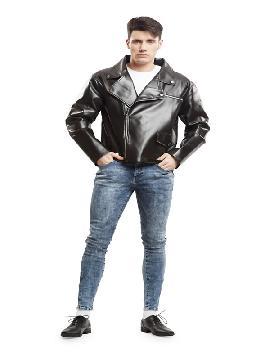 disfraz cazadora travolta para hombre