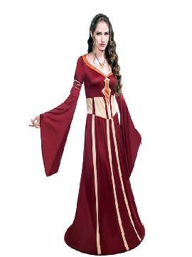 disfraz cherse de juego de tronos mujer adulto. Luce tu larga cabellera e invade como khaleesi los siete reinos para sentarte en el Trono de Hierro en Carnavales y fiestas tematicas.