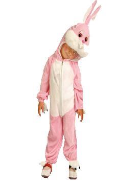 disfraz conejita rosa para bebe de 1 a 12 meses.Podrás convertir a los más pequeños de la casa en este dulce y tierno animalito del bosque en Carnaval o Fiestas de la Guardería o Cumpleaños.Este disfraz es ideal para tus fiestas temáticas de disfraces de animales para bebes.