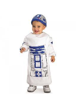 disfraz de R2D2 bebé