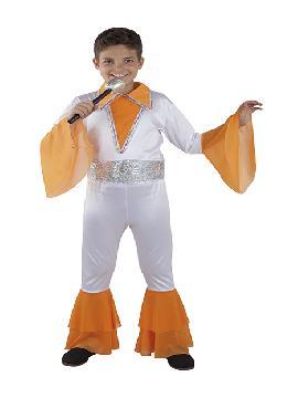 disfraz de abba niño infantil