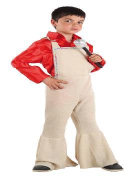 disfraz de abba para ni�o varias tallas