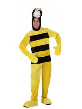 disfraz de abeja amarilla para hombre