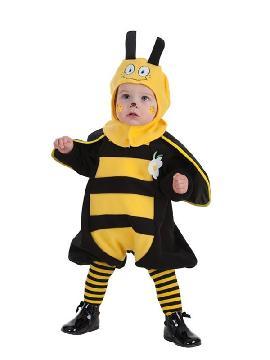 disfraz de abeja loca para bebe