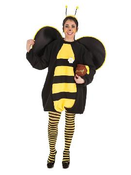 disfraz de abeja loca para mujer