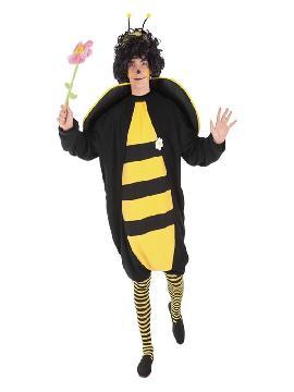disfraz de abejorro loco para hombre