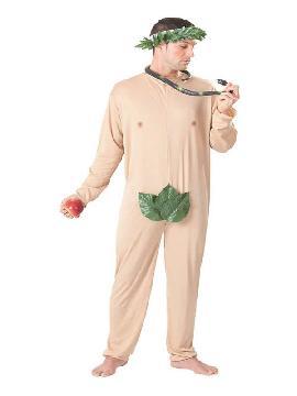 disfraz de adan para hombre