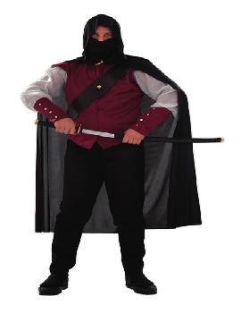 disfraz de aguila roja para hombre. Compra tu disfraz barato adulto para tu grupo. Este traje es ideal para tus fiestas temáticas de superheroes y comic para hombre adultos.