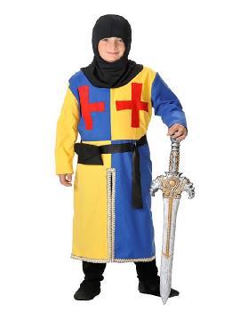disfraz de alabardero medieval hombre