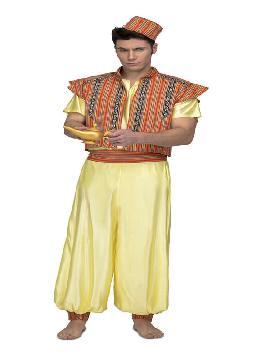 disfraz de aladin para hombre