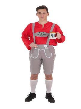 disfraz de aleman tradicional para hombre