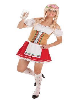 disfraz de alemana tradicional para hombre