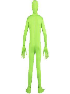 disfraz de alien bailarin para hombre