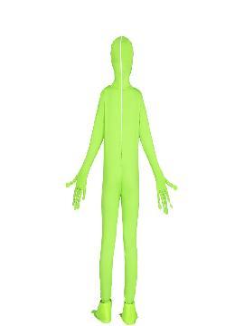disfraz de alien bailarin para niños