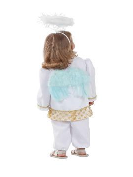 disfraz de angel para bebe