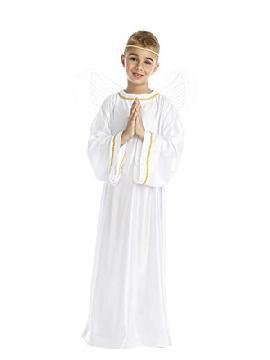 disfraz de angel para niño