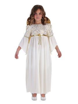 disfraz de angel querubin para niña