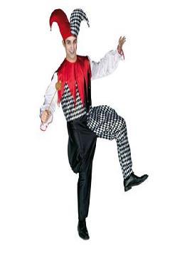 disfraz de arlequin para hombre adulto