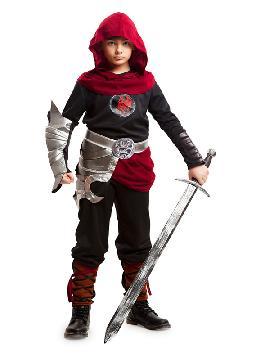 disfraz de asesino justiciero para niño
