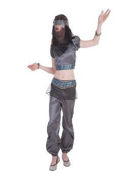 disfraz de bailarina arabe para niña